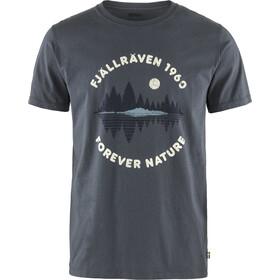 Fjällräven Forest Mirror T-Shirt Men, azul